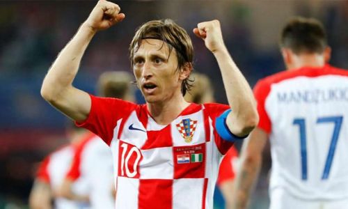 Croatia v/s Denmark, FIFA World Cup 2018: Luka Modric steps up after agonising penalty miss