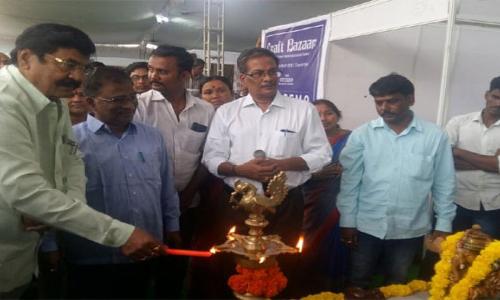 10-day Handlom Handicrafts Exhibition begins