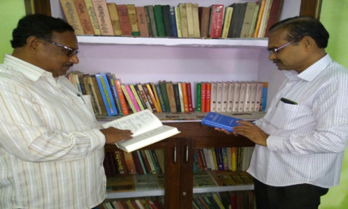An offshoot of library movement awaits digitisation