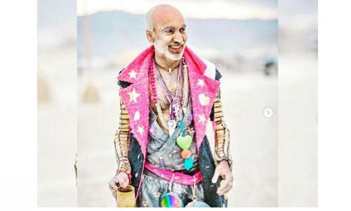 Manish Arora Can T Wait For Burning Man