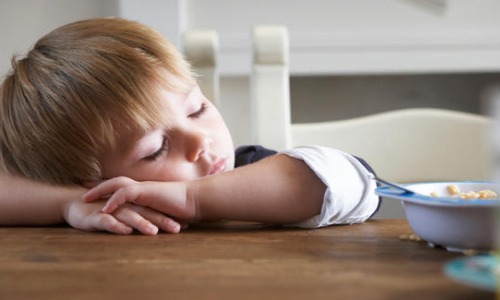 Children sleep poorly if mothers suffer from insomnia symptoms: Study
