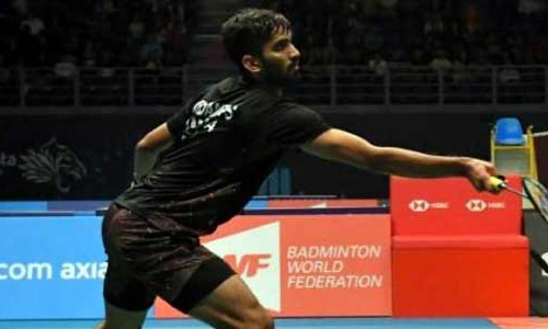 China Open: Srikanth in pre-quarters, Prannoy crashes out