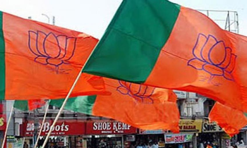 BJP's first list of candidates to be out in Oct 3rd week