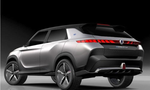 New SsangYong Korando Could Preview Next-Gen Mahindra XUV500