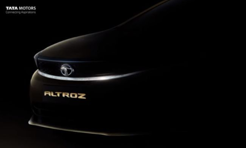 Tata Altroz Teased Ahead Of Geneva Reveal In March 2019