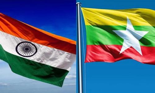 Bilateral relationship between India and Myanmar