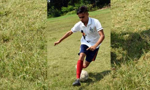 Secunderabad football teenager to train in Barcelona