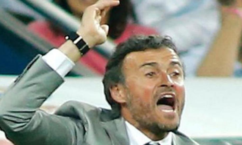 FIFA World Cup 2018: Luis Enrique to be named Spain football team coach - reports