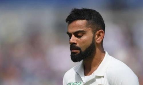 Test rankings: Kohli's reign in danger