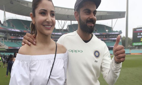 Proud of my love Virat: Anushka on Indias maiden series win in Australia