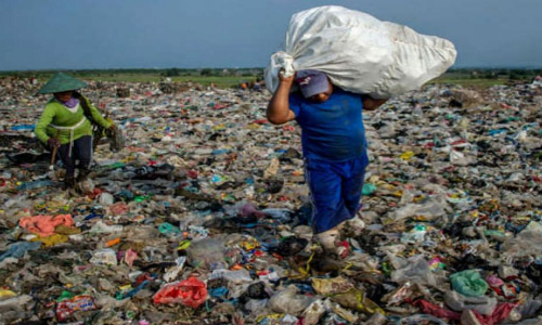 China has handed the world a 111-million-tonne trash problem