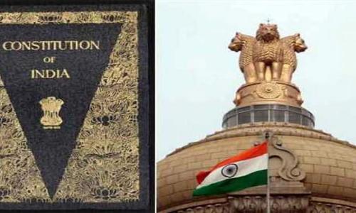 Federal Features of Indian ConstitutionBala Brahmaiah