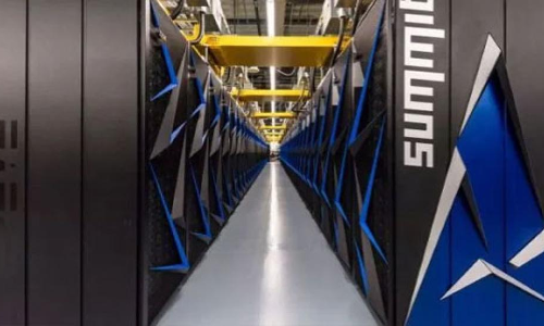 US unveils world's most powerful supercomputer