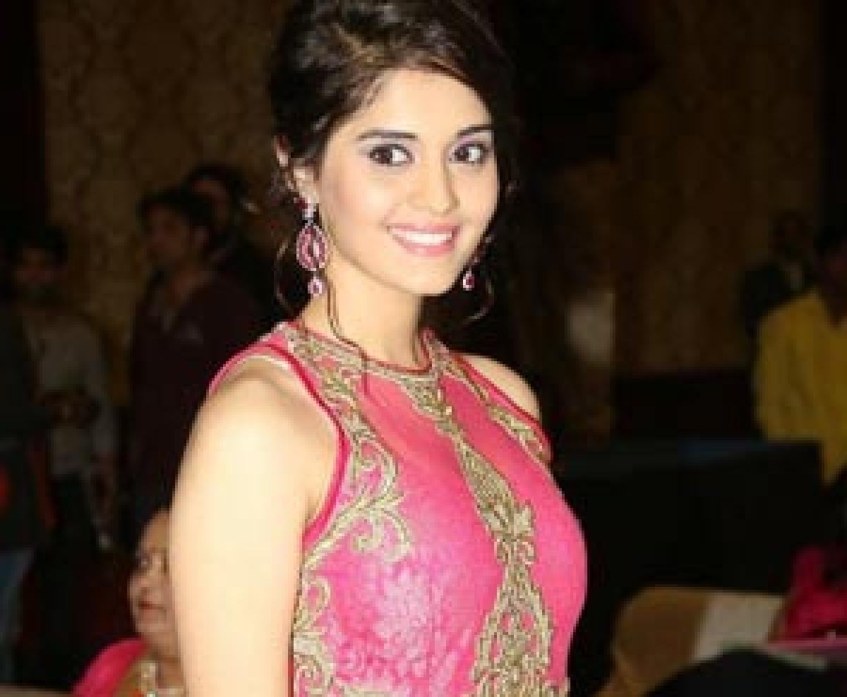 Surabhi is open for glam roles