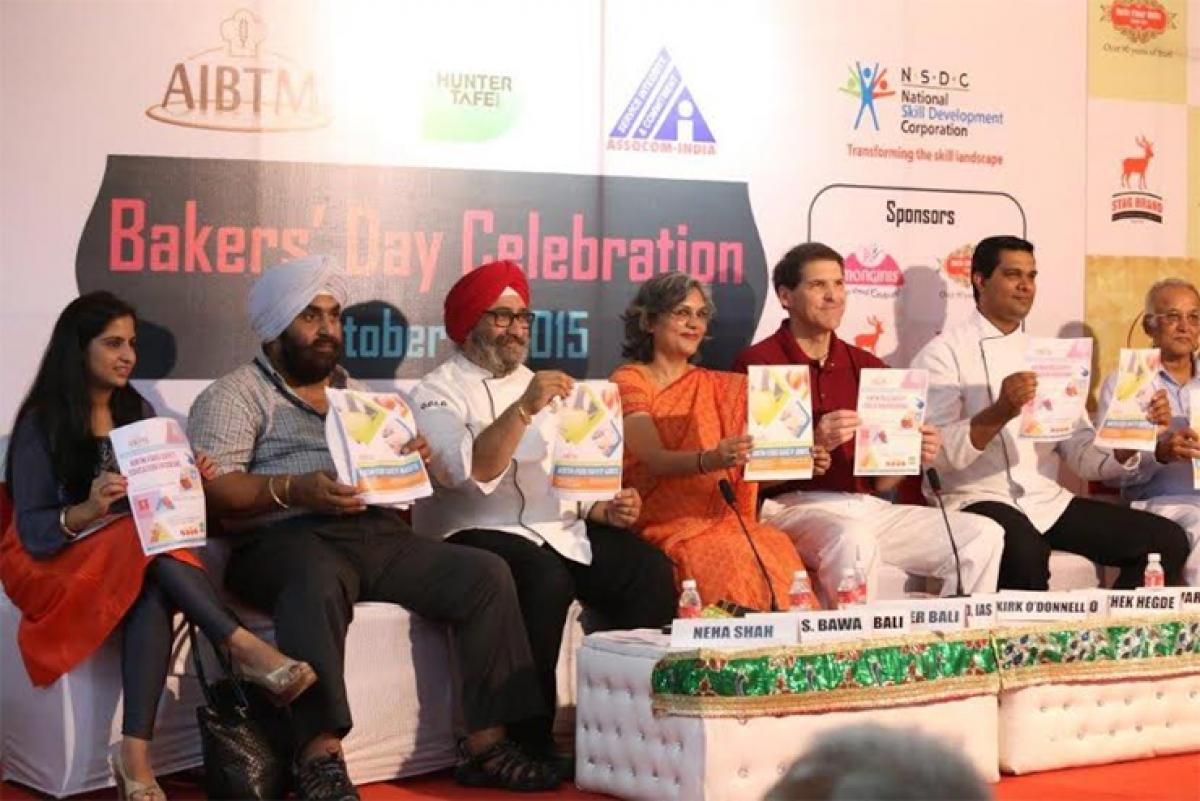 Assocom Institute of Bakery Technology and Management (AIBTM) celebrated World Bakers Day
