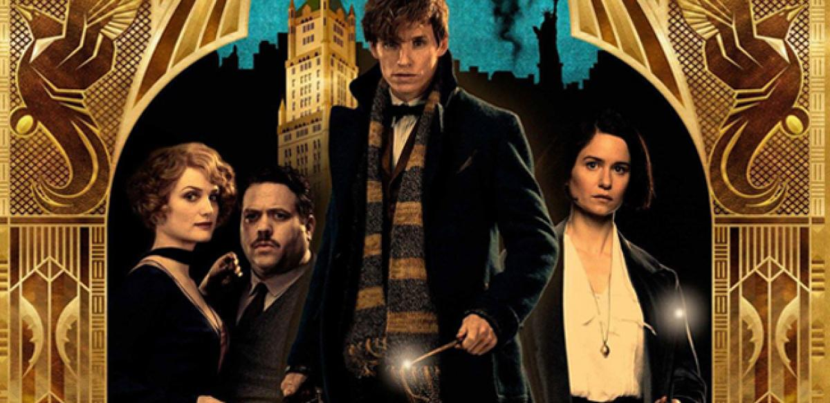 Fantastic Beasts to be five-film franchise