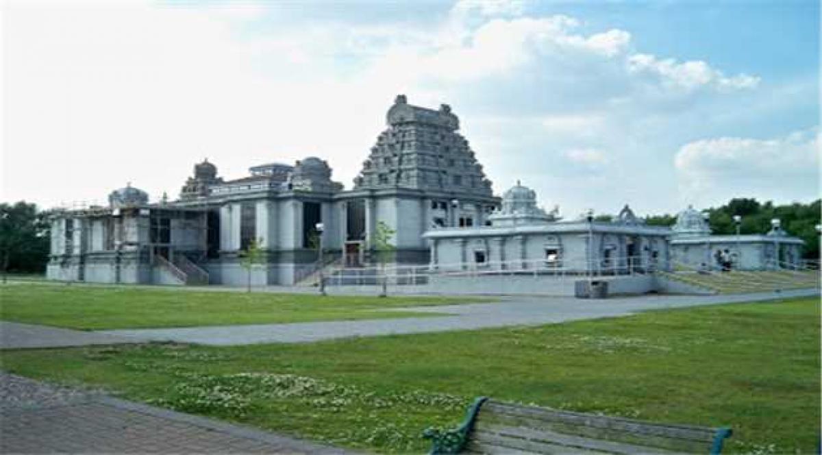Columbus in Ohio State to get Lord Venkateshwara Temple
