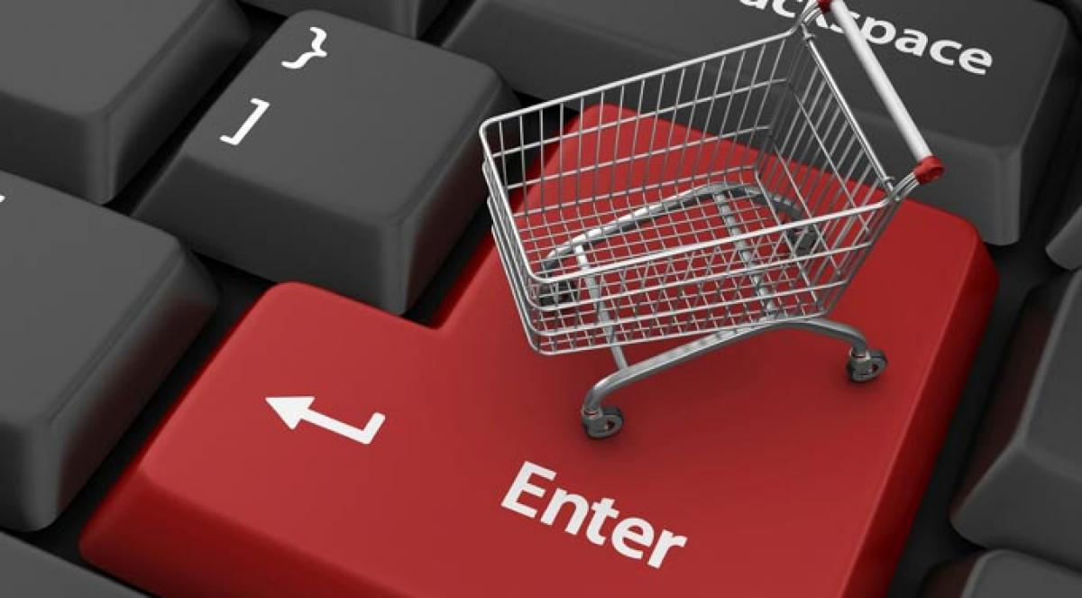 Indian e-commerce mkt to reach $200 bn in 10 yrs