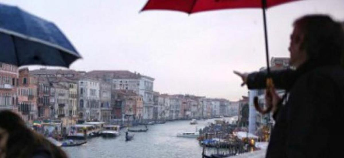 African man left to drown in Venice