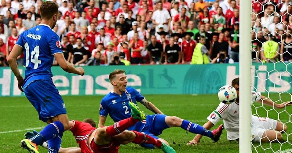 Hungary survive after self-goal