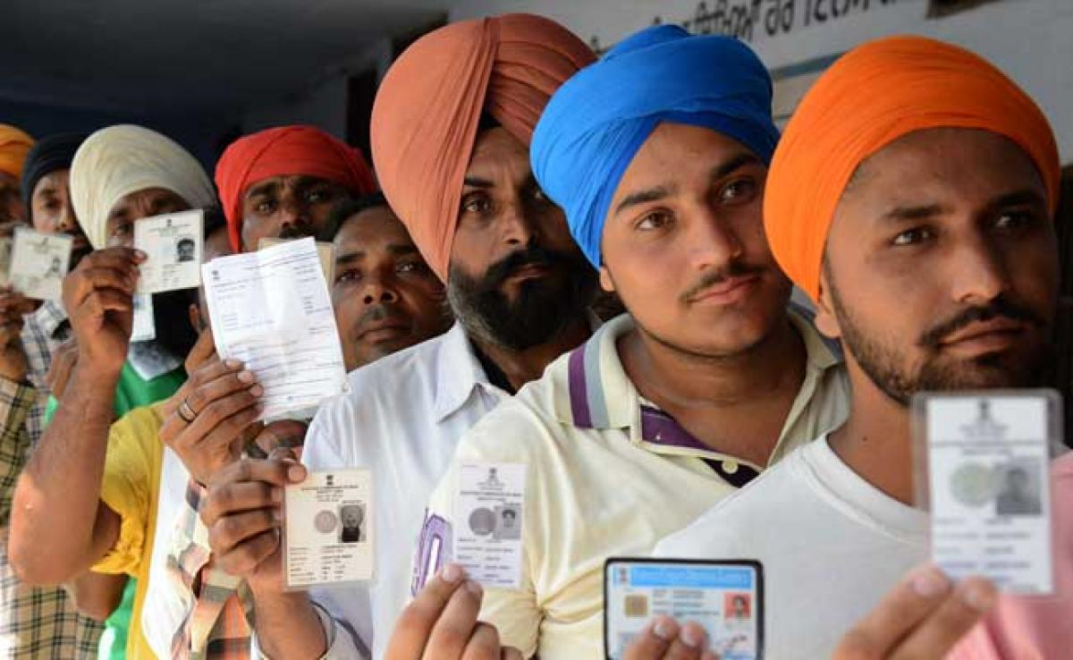 Punjab Elections 2017: Re-Polling Ordered In 48 Polling Stations