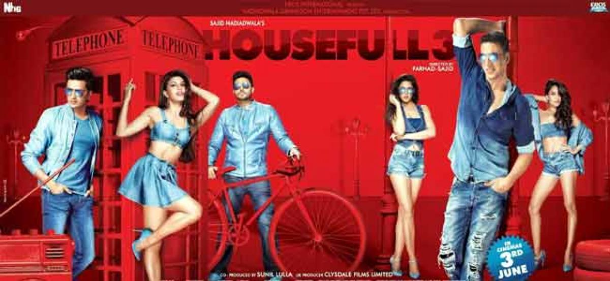 Check out​: Housefull 3 posters​