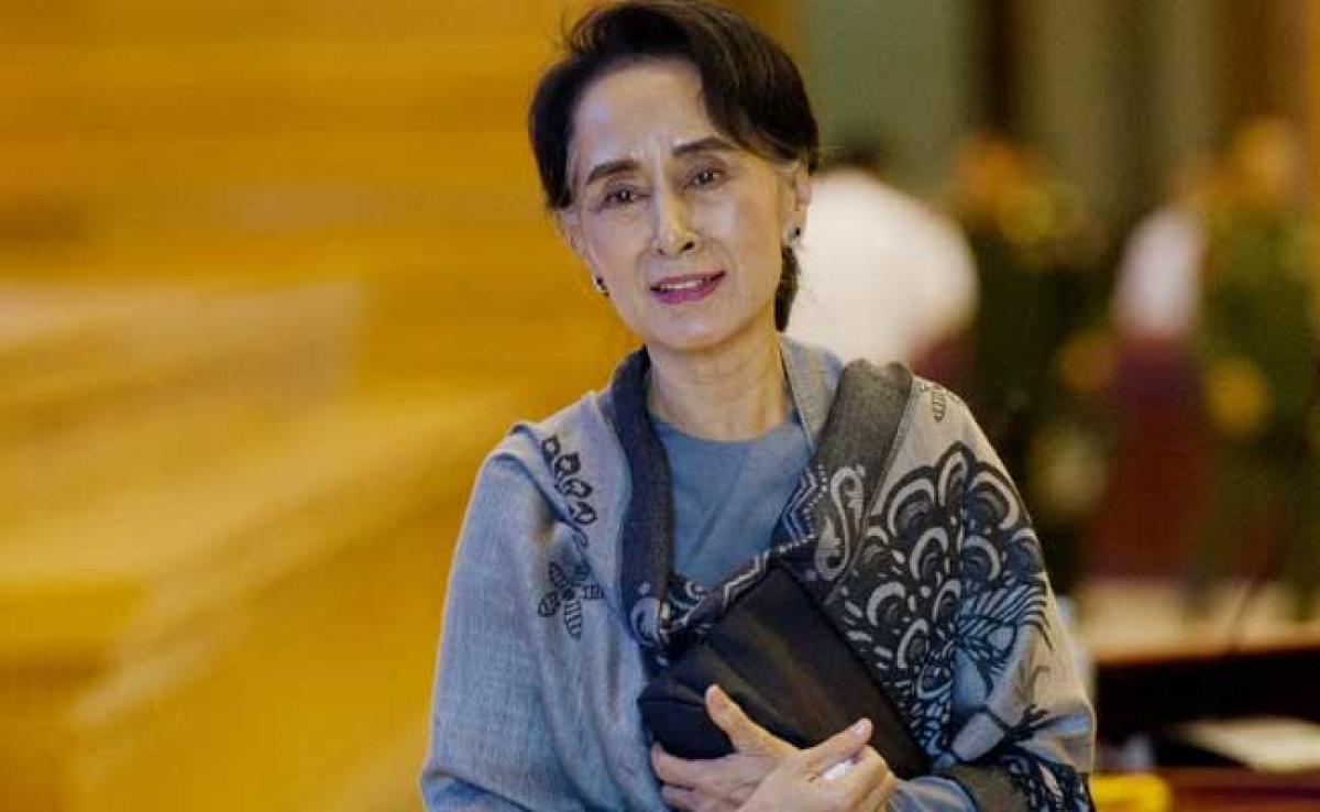 Aung San Suu Kyis Party Wins Half Of The Seats In Myanmar By-Elections