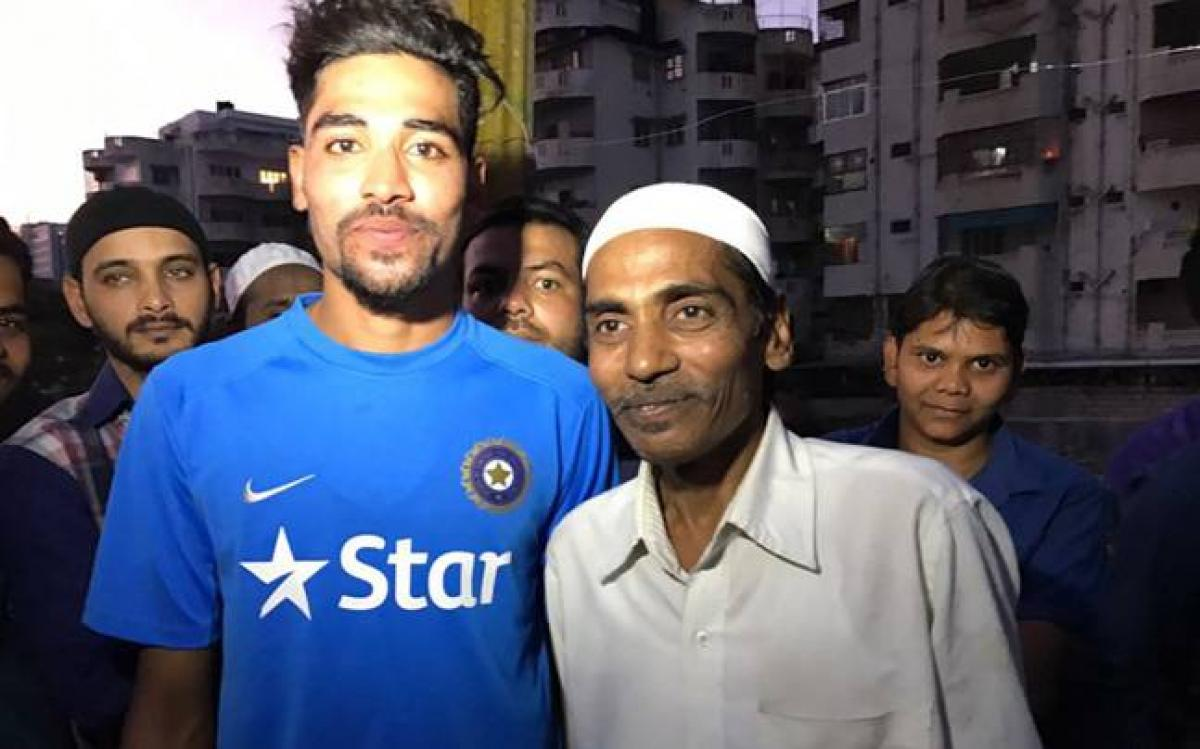 IPL 2017: Hyderabad lad Mohammed Sirazs journey from Rs 500 to Rs 2.6 crore