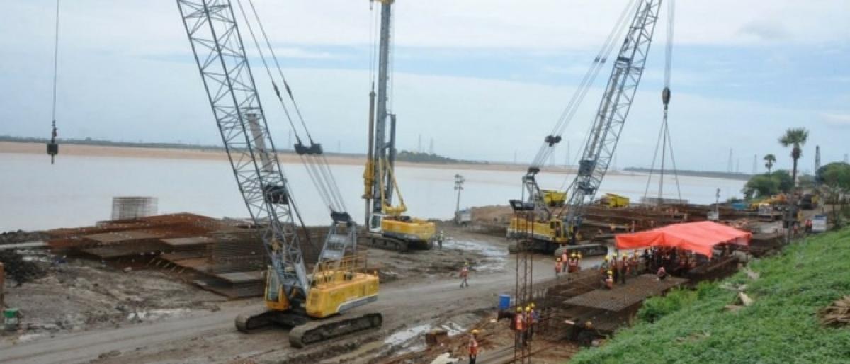 Krishna delta to get 100 tmc ft water