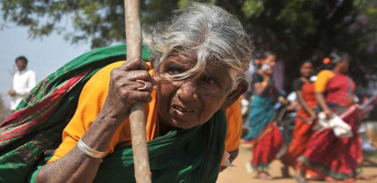 Telangana Govt earmarks 4,693 crore for Aasara pensions