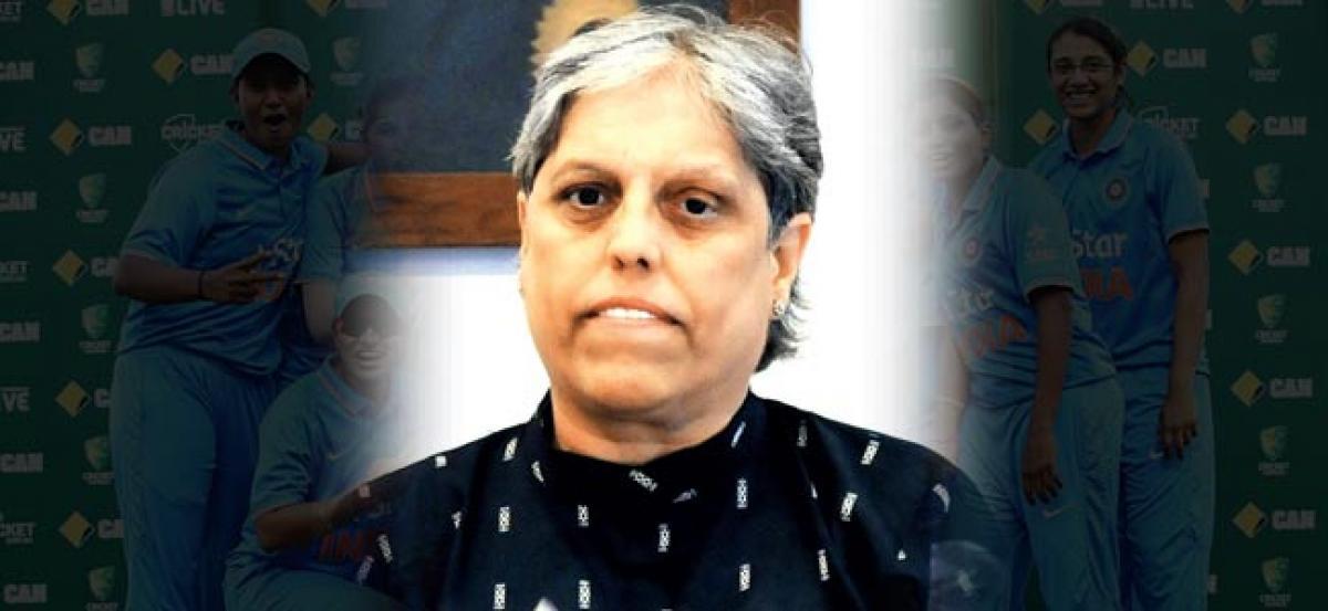 Will focus on Players Association, womens cricket: Edulji