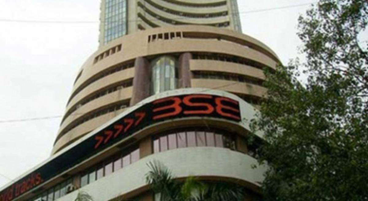 Sensex plunges 260 points in early session