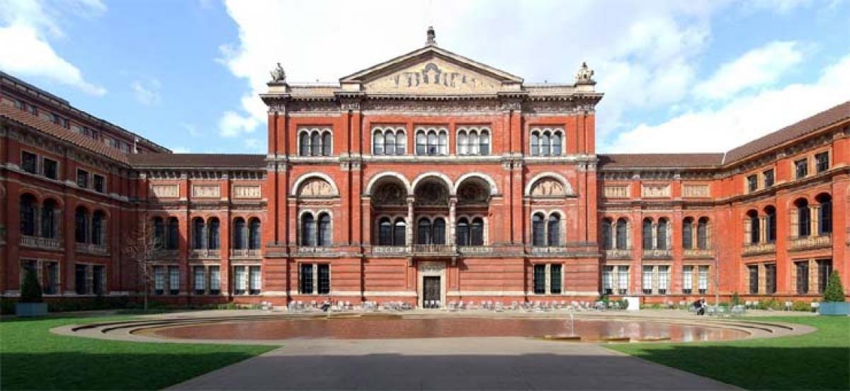 London's Victoria & Albert Museum to display Lord Vishnu on silk