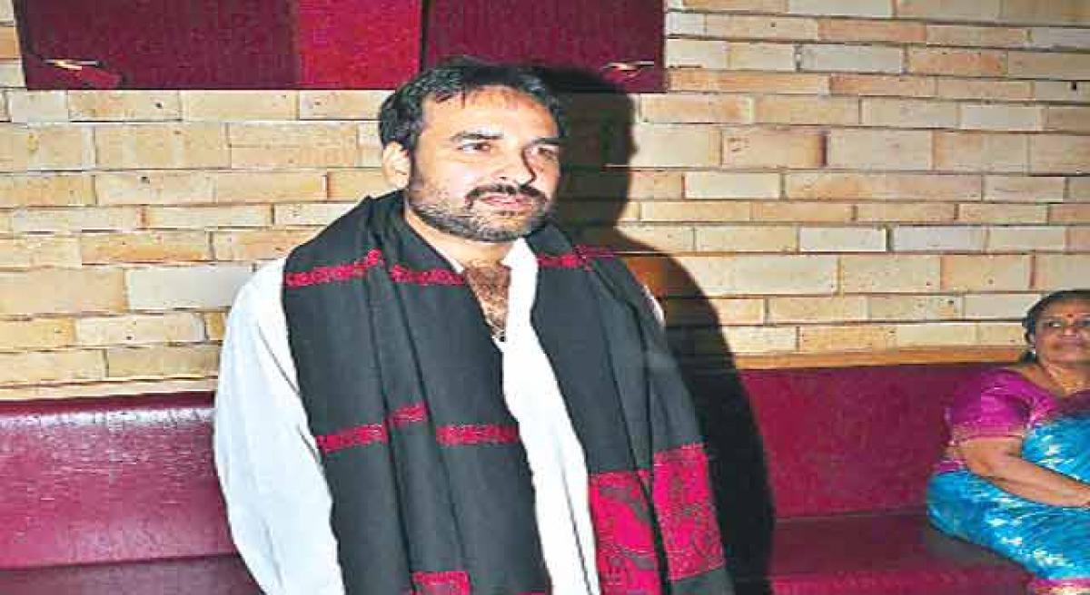No daily soaps anymore: Pankaj Tripathi