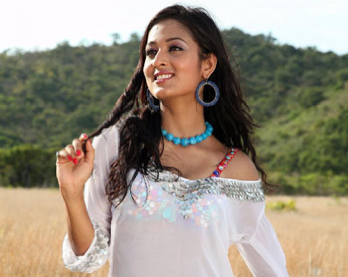 Shanvi's sister in NTR's film