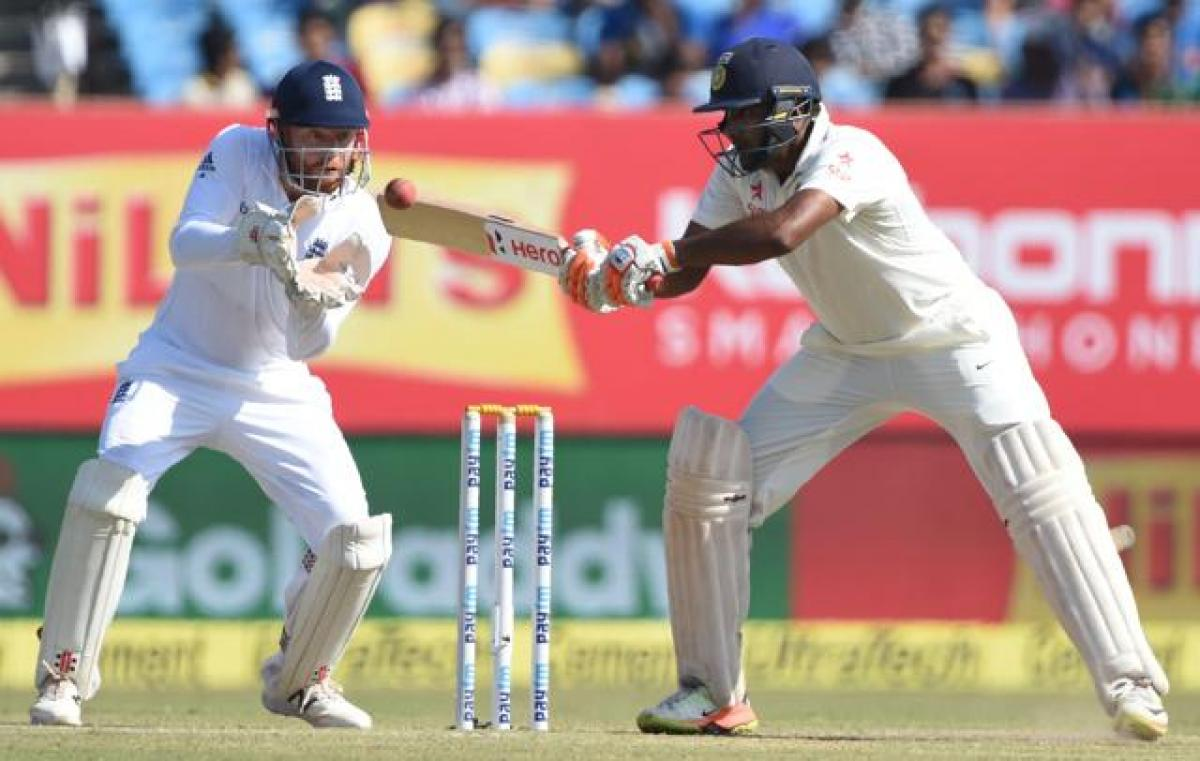 Indian innings comes to an end at 488 on Day 4