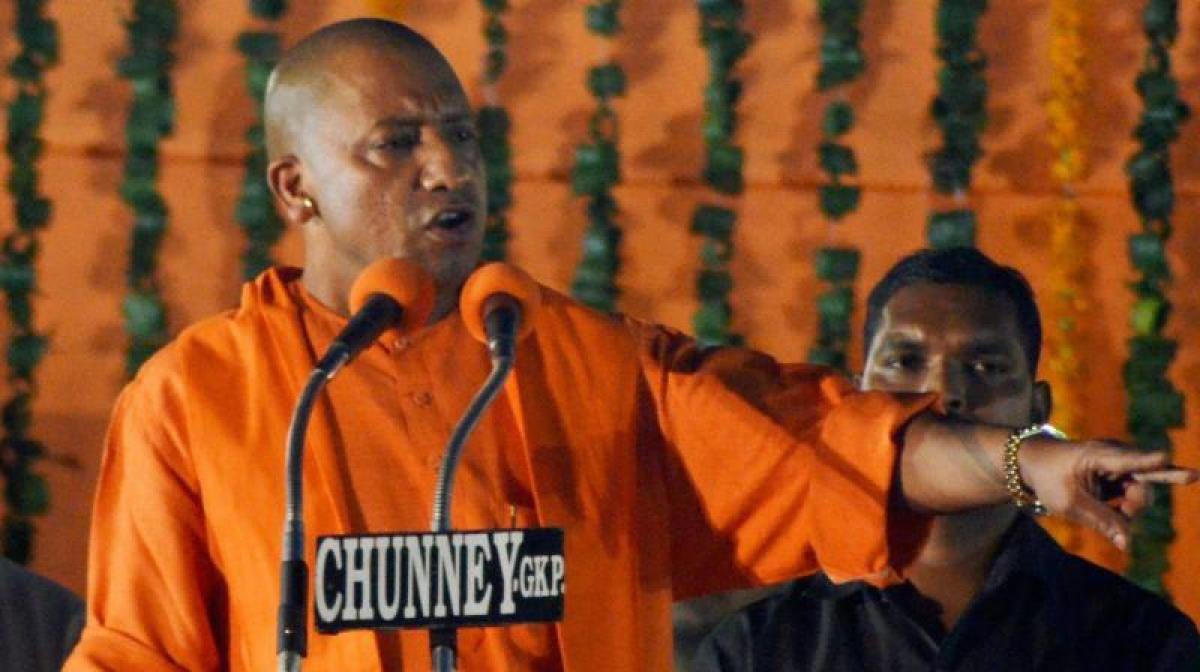 Gorakhpur: Unable to repay loan, man tries self-immolation at UP CM Yogis event