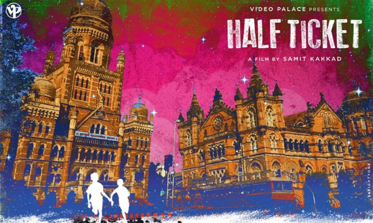 Check out: Marathi film Half Ticket latest poster