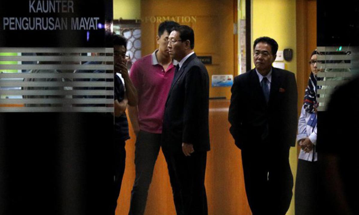 Malaysia summons North Koreas envoy over Kim Jong Nams death