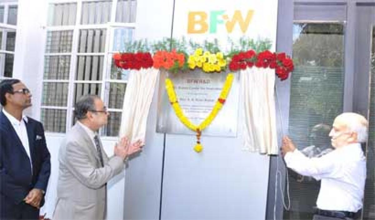 BFW sets up Dr Kalam Center for Innovation. Riding on the Make in India wave