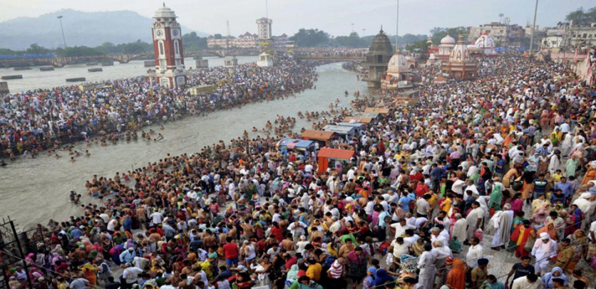 Saving the Ganga will save us, all