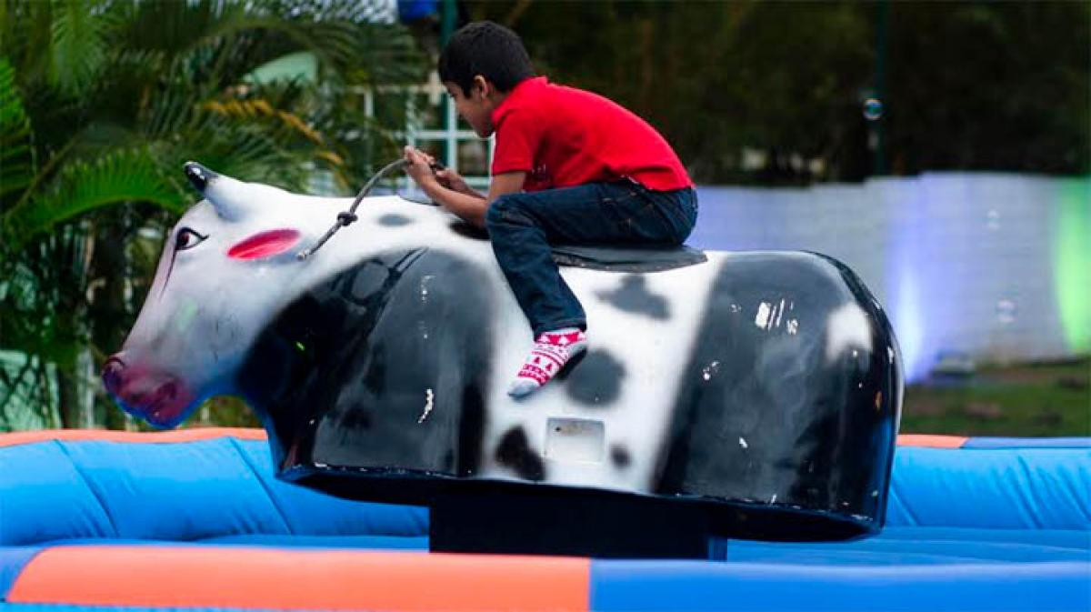 Kids Carnival to enthrall the kids this weekend