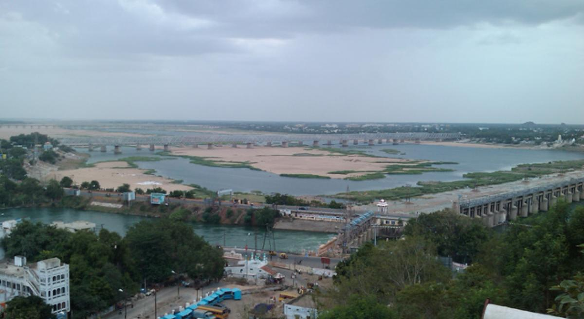 River Krishna among the highly polluted rivers