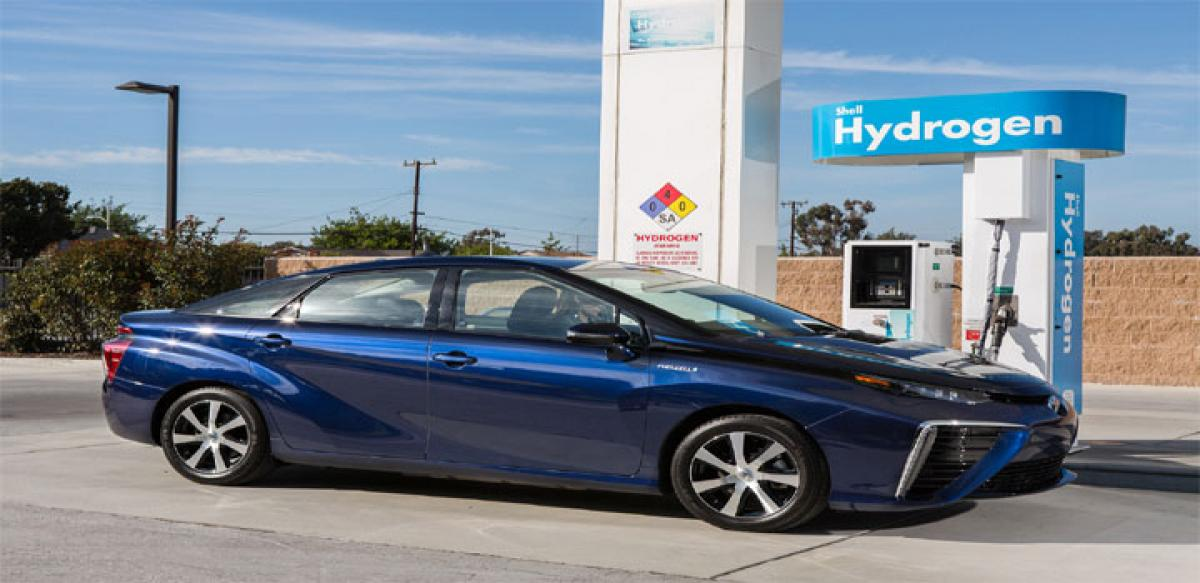 Getting closer to hydrogen powered cars