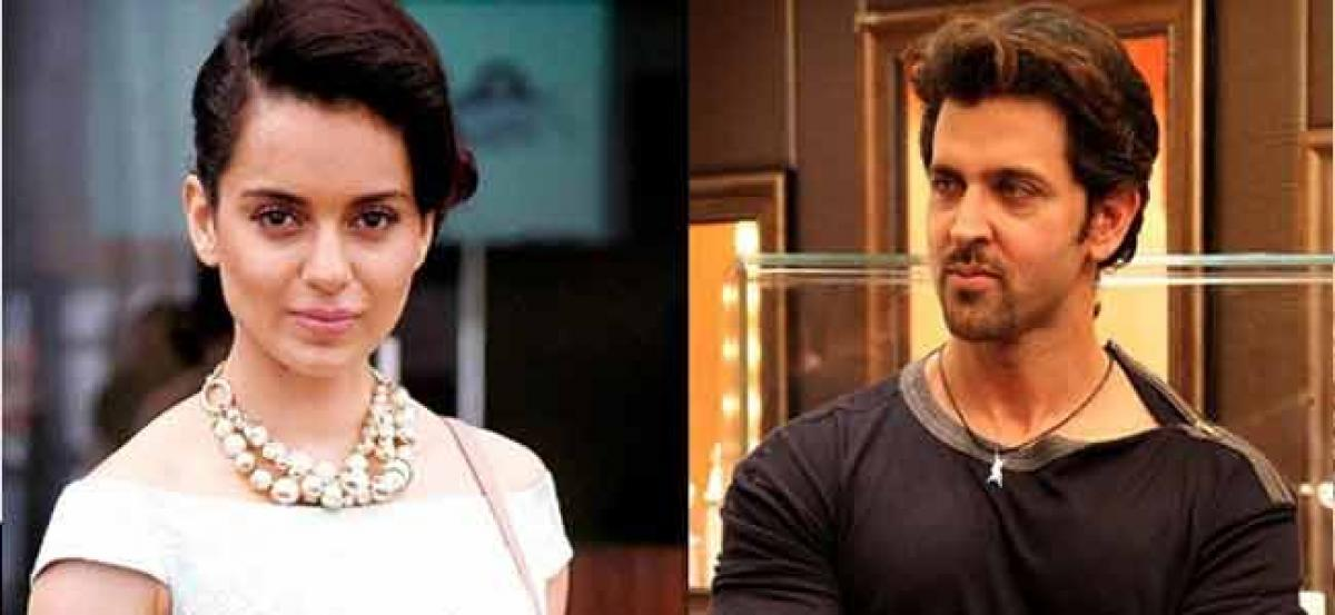 Kangnas love letters to Hrithik leaked: Read full messages