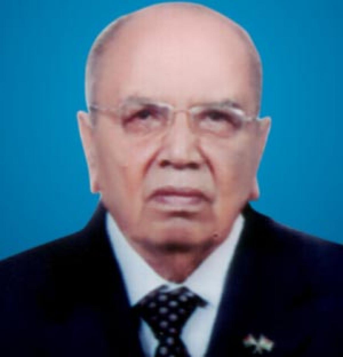 Raja Narasimha Rao passes away