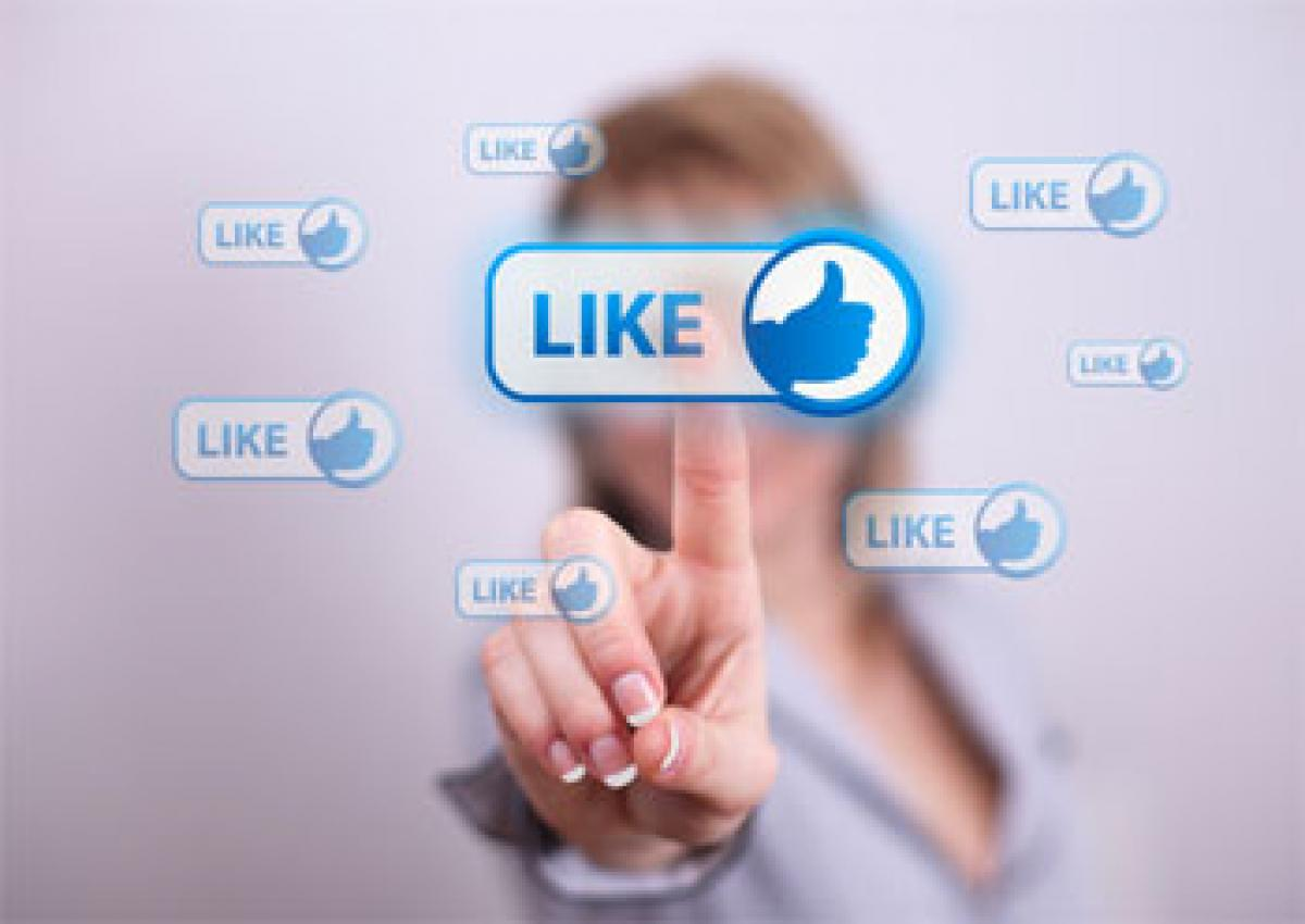 Only three per cent Facebook content is promoted: Study