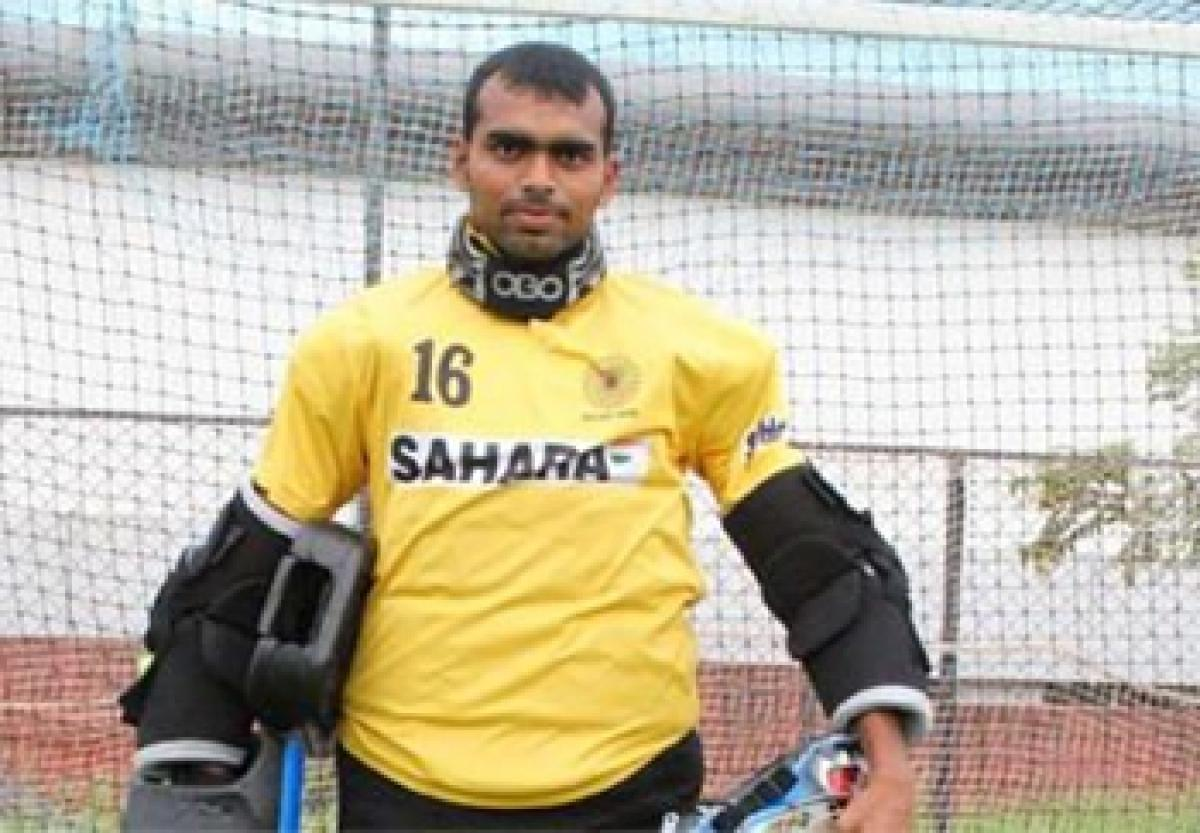 Sreejesh is the new captain of Rio-bound hockey squad