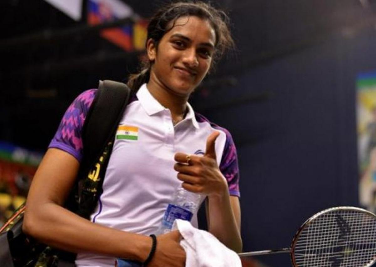 India has good chance in Sudirman Cup: PV Sindhu