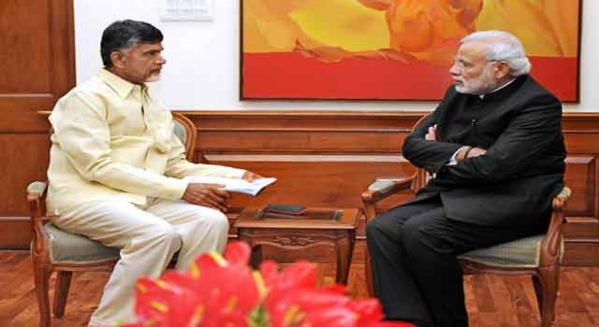 Naidu to meet PM on May 16